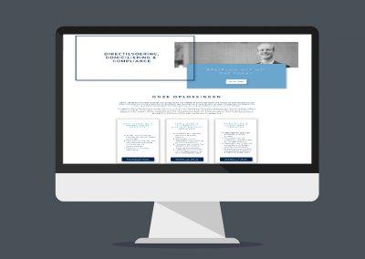 Nieuwe website Delfin Corporate Services